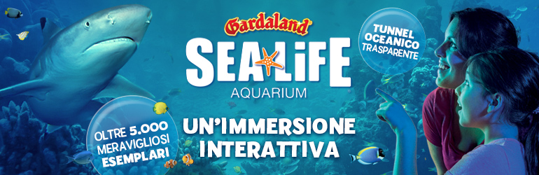 Gardaland - Sealife