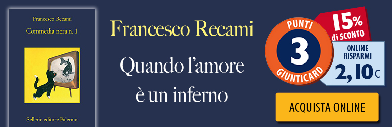 Francesco Recami - Commedia Nera n.1