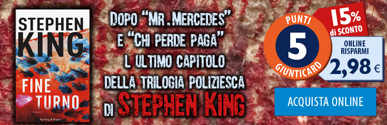 Stephen King - Fine turno