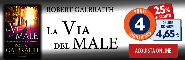 La via del male - Robert Galbraith