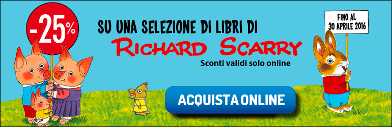 Richard Scarry -25%